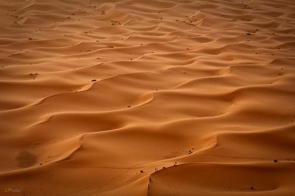Desierto del Sahara - Aitor López de Audikana