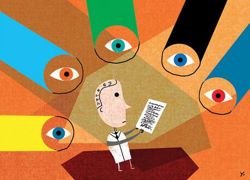 Peer review - AJ Cann