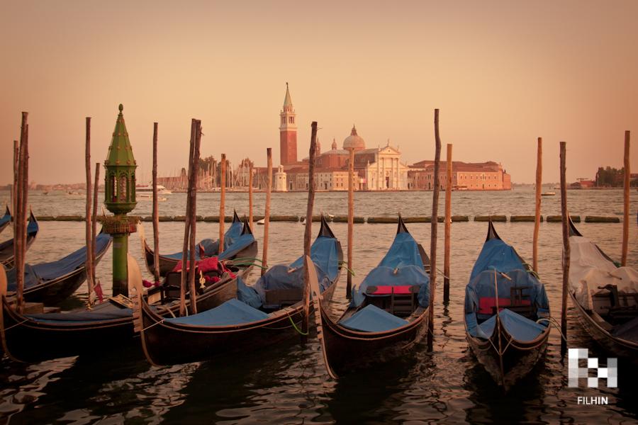 Góndolas, Venecia - http://filhin.es