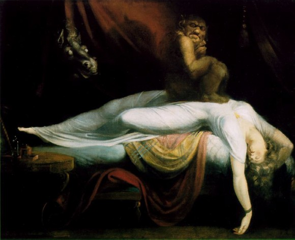 The Nightmare - Johann Heinrich Füssli