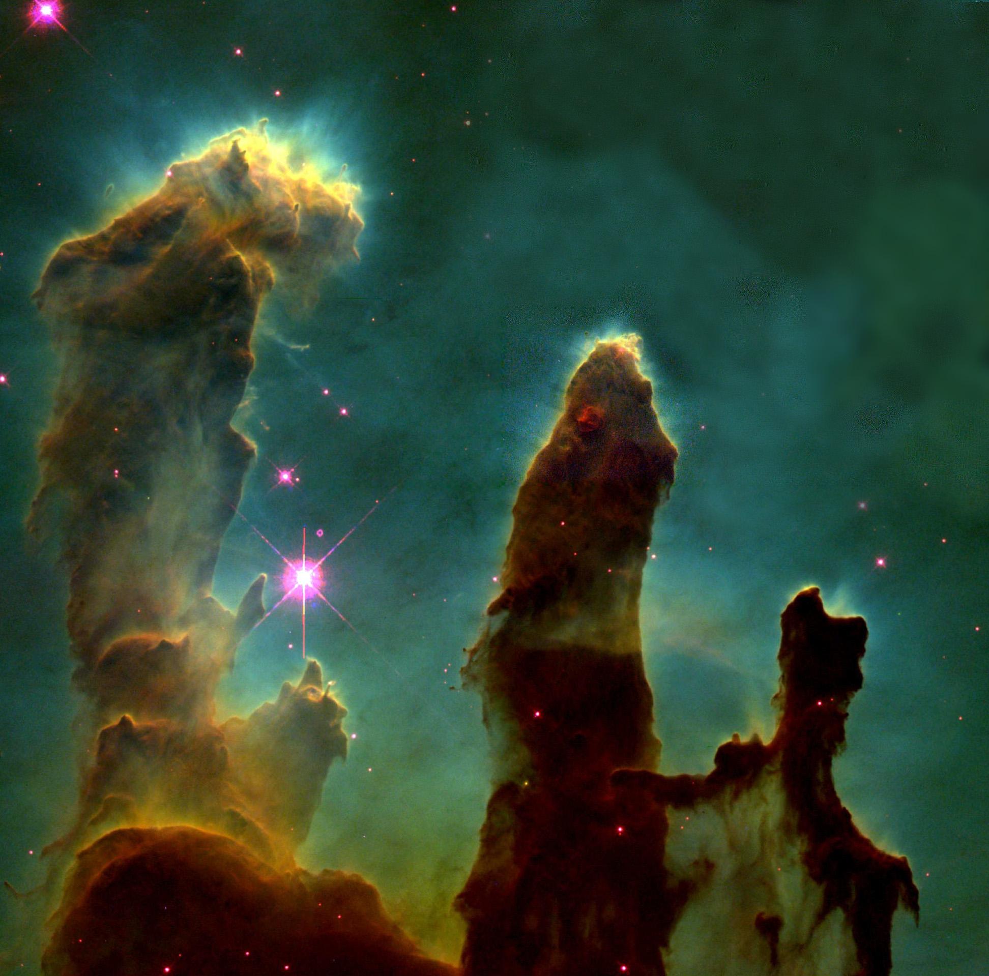 Nebulosa del Águila