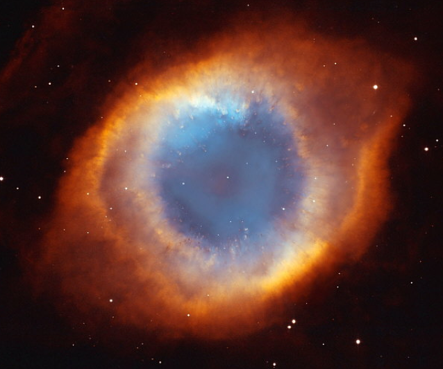 Nebulosa de la Hélice
