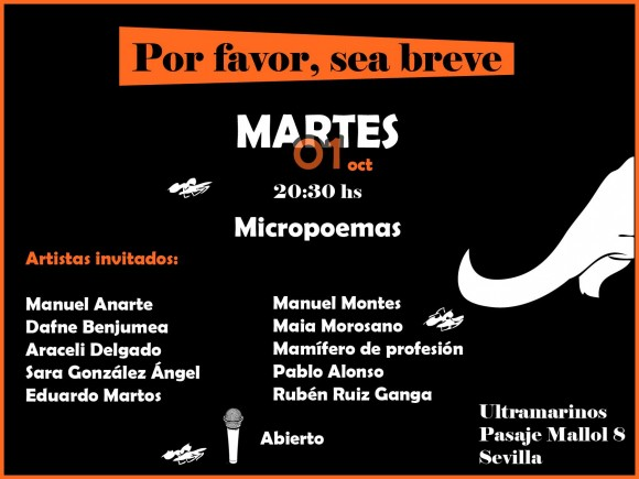 Por favor, sea breve (II)