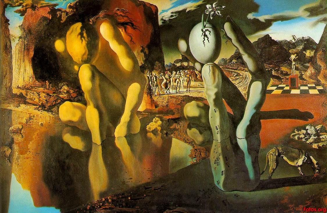 Metamorfosis de Narciso | Salvador Dalí