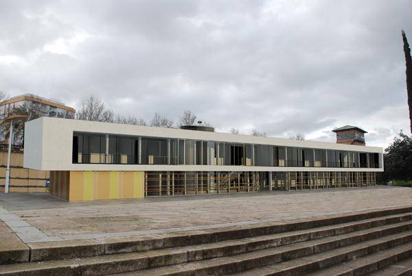 Biblioteca Felipe González Márquez