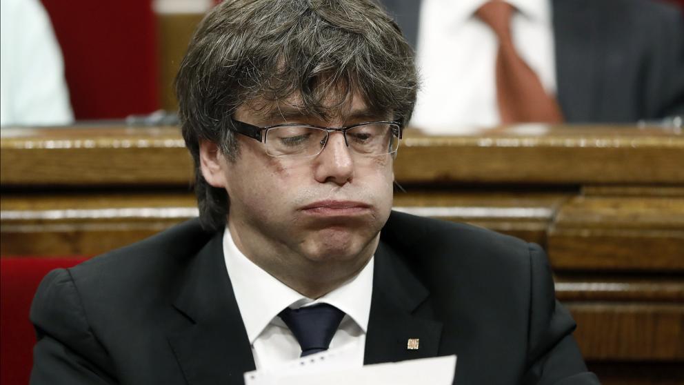 Independencia de Cataluña - Puigdemont