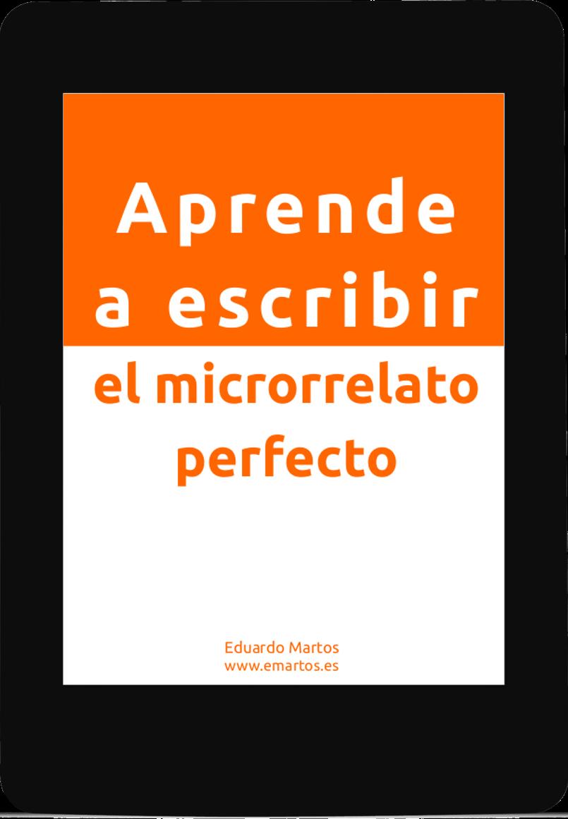 Aprende a escribir el microrrelato perfecto | Eduardo Martos