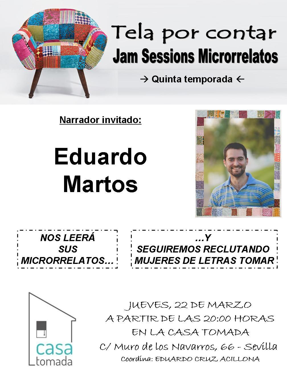Jam session | Eduardo Martos